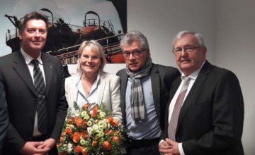 Andreas Gutzmann, Katja und Peter Groppel und Jürgen Gülich
