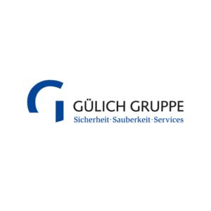 Logo GÜLICH GRUPPE   Sicherheit, Sauberkeit, Services - cropped logo512 300x300