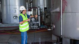 Maschinenreinigung, Industrie-Reinigung - maschinenreinigung02 300x168