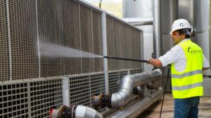 Maschinenreinigung, Industrie-Reinigung - maschinenreinigung04 300x168