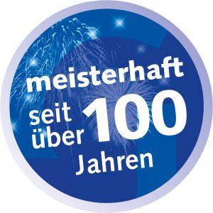 Unternehmen - meisterhaft seit 100 jahren logo 300x300