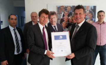 AMS-Zertifikat GÜLICH GRUPPE