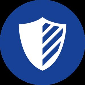 Logo des Bereiches Sicherheit