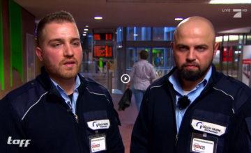 Reportage Pro7 taff zu Sicherheit im ÖPV