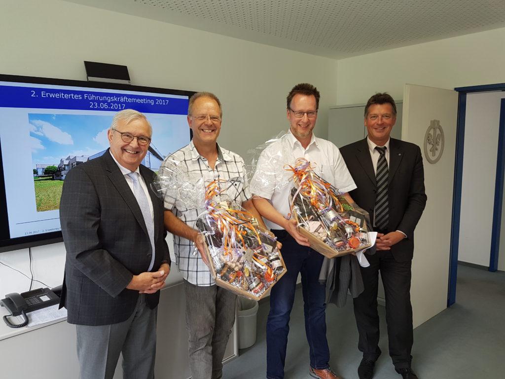 Beratung des Führungskreises der GÜLICH GRUPPE zum Elektrischen Fuhrpark - cDHxupN6ZiAx 1024x768